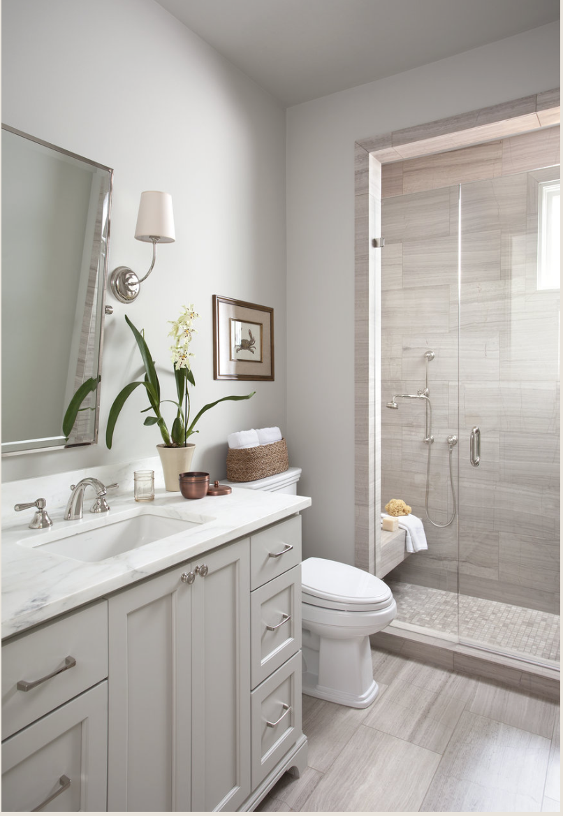 6 Ideas To Make The Small Bathroom Lovely - Creativeresidence