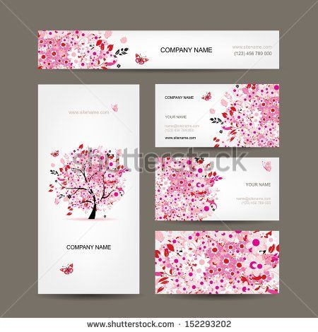 Business Card Stock Photos, Images, \ Pictures Shutterstock - name card format