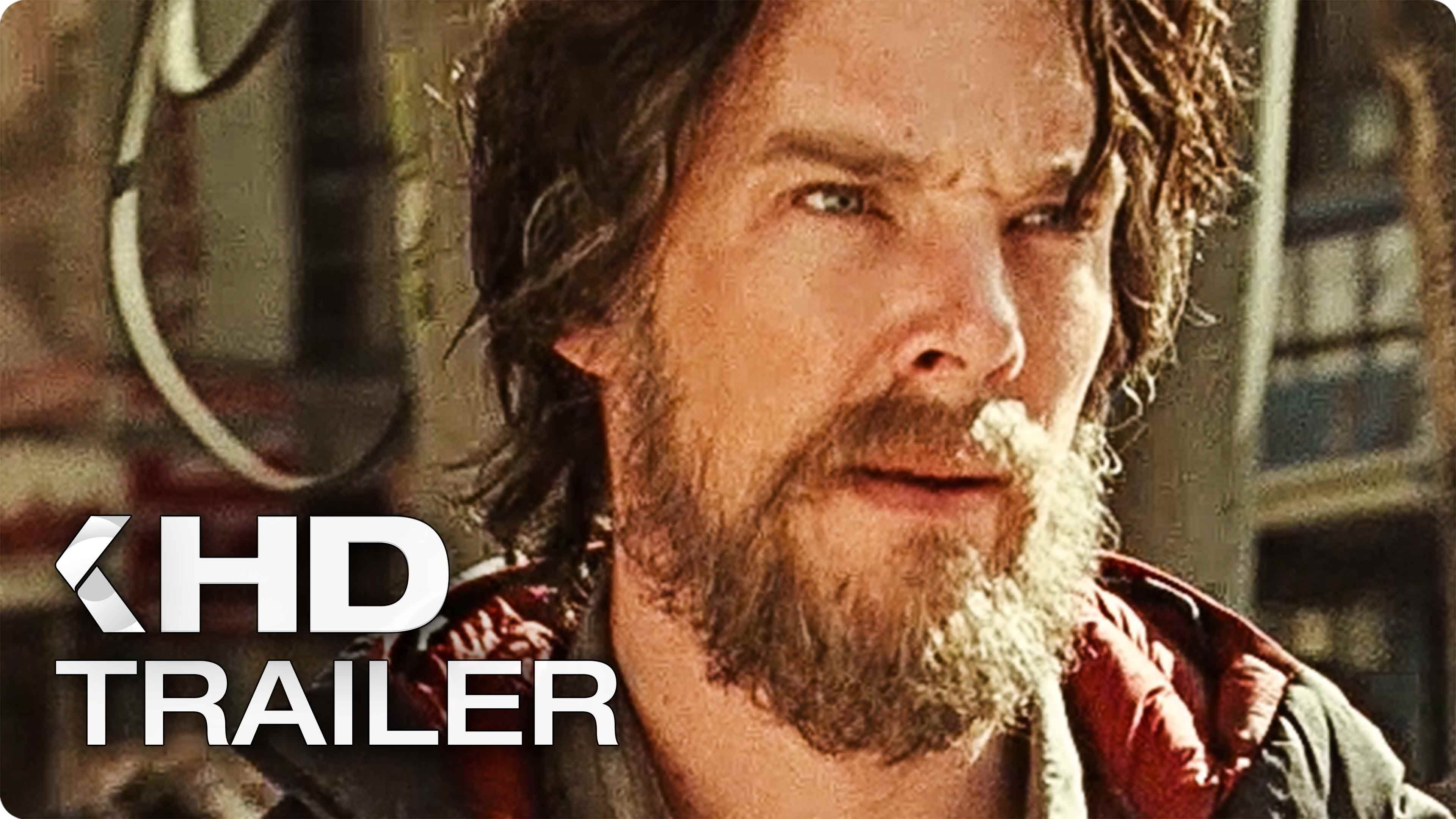 VIDEO DOCTOR STRANGE Trailer (2016) (With images