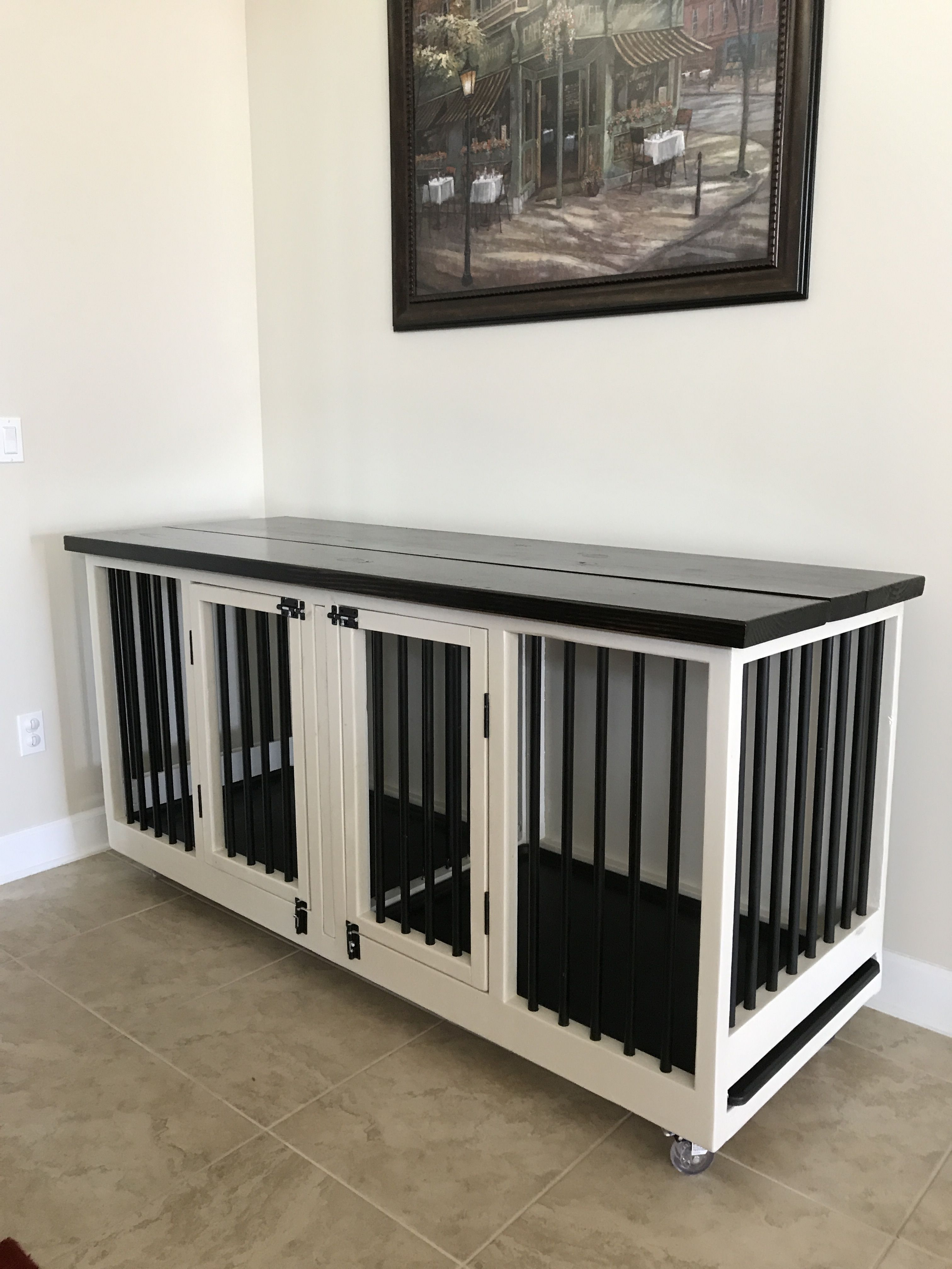 top paws dog house