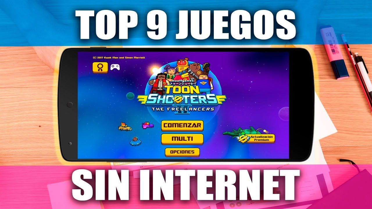 9 Juegos Livianos Y Sin Internet Para Android 2017 Games Internet Blog