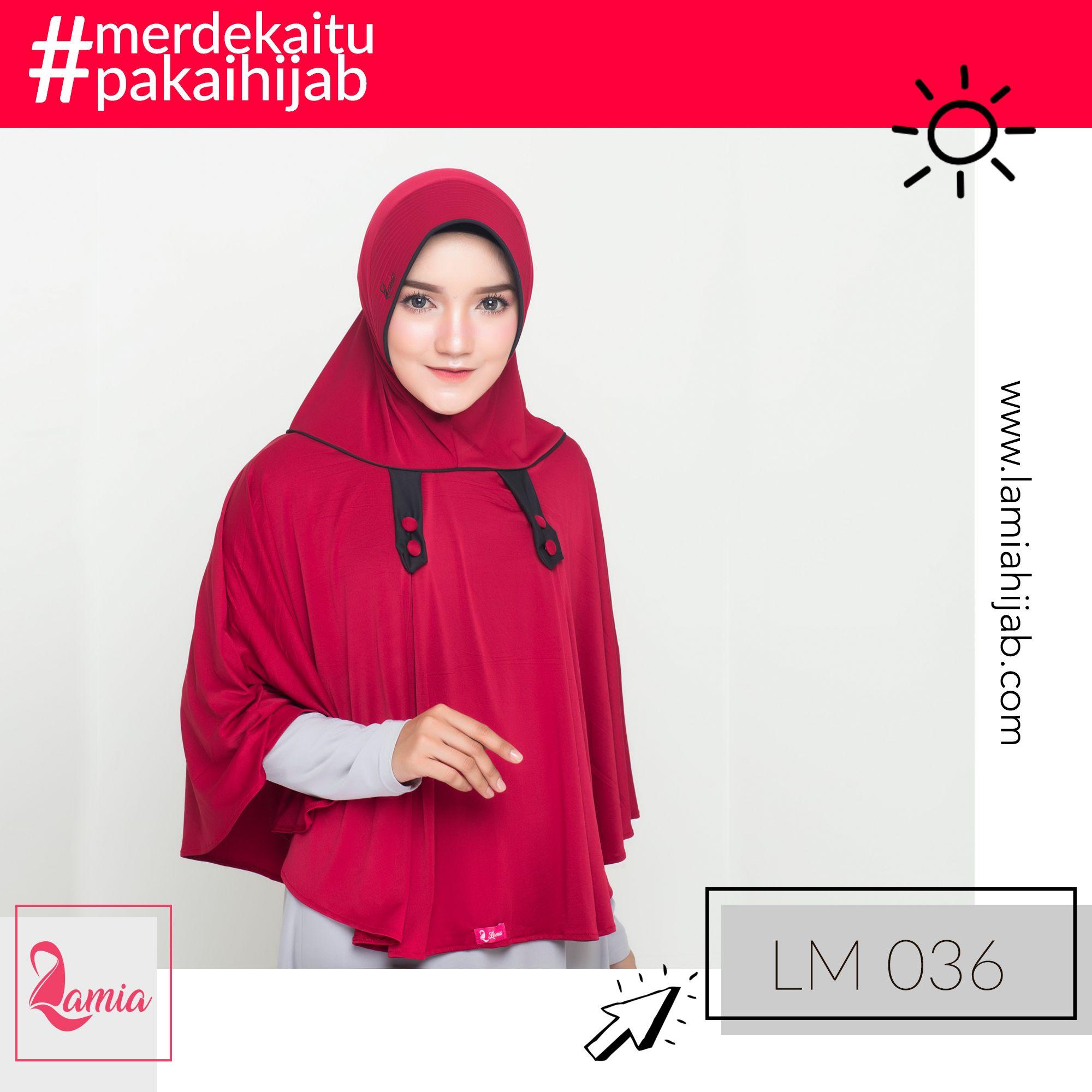 Lamia Hijab & Fashion Hijab Instan Terbaru Cocok dan
