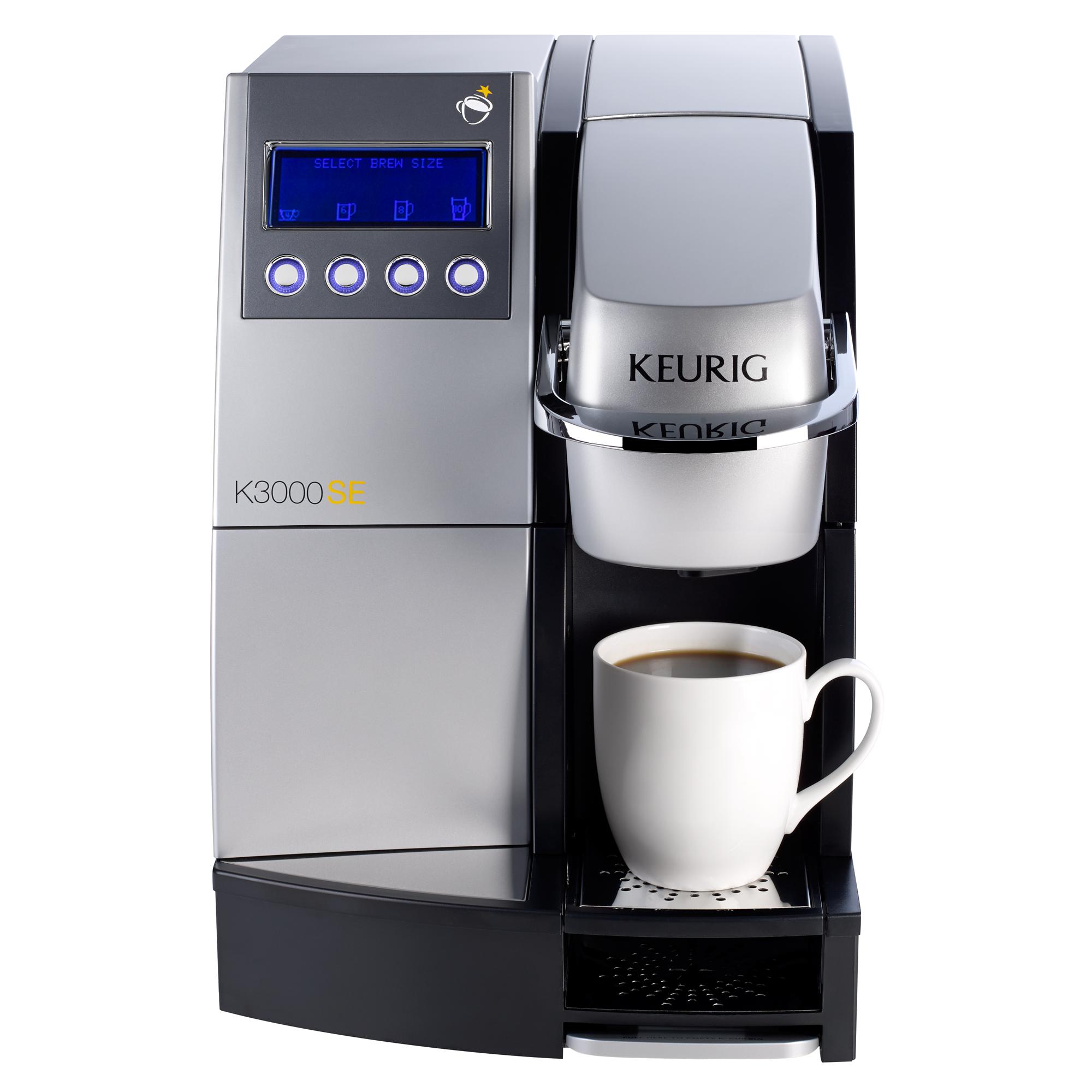 Commercial coffee machines Keurig® K3000SE Keurig