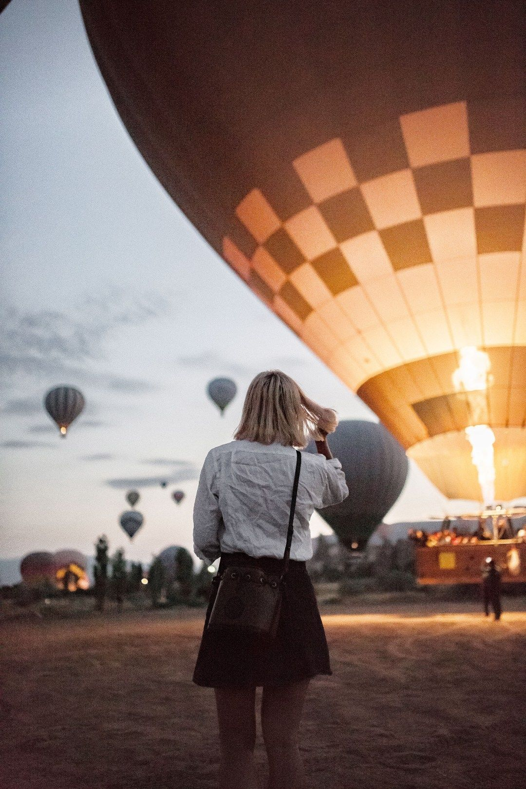 Hot Air Balloons in Turkey Here's How To Experience Them