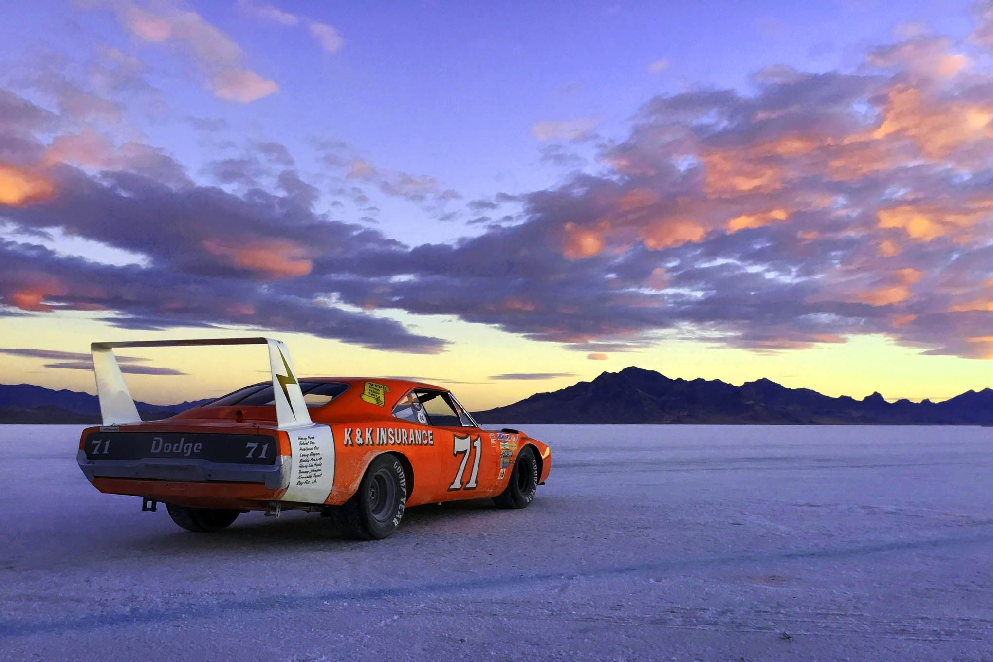 Memories are rekindled as Tim Wellborn returns to Bonneville with