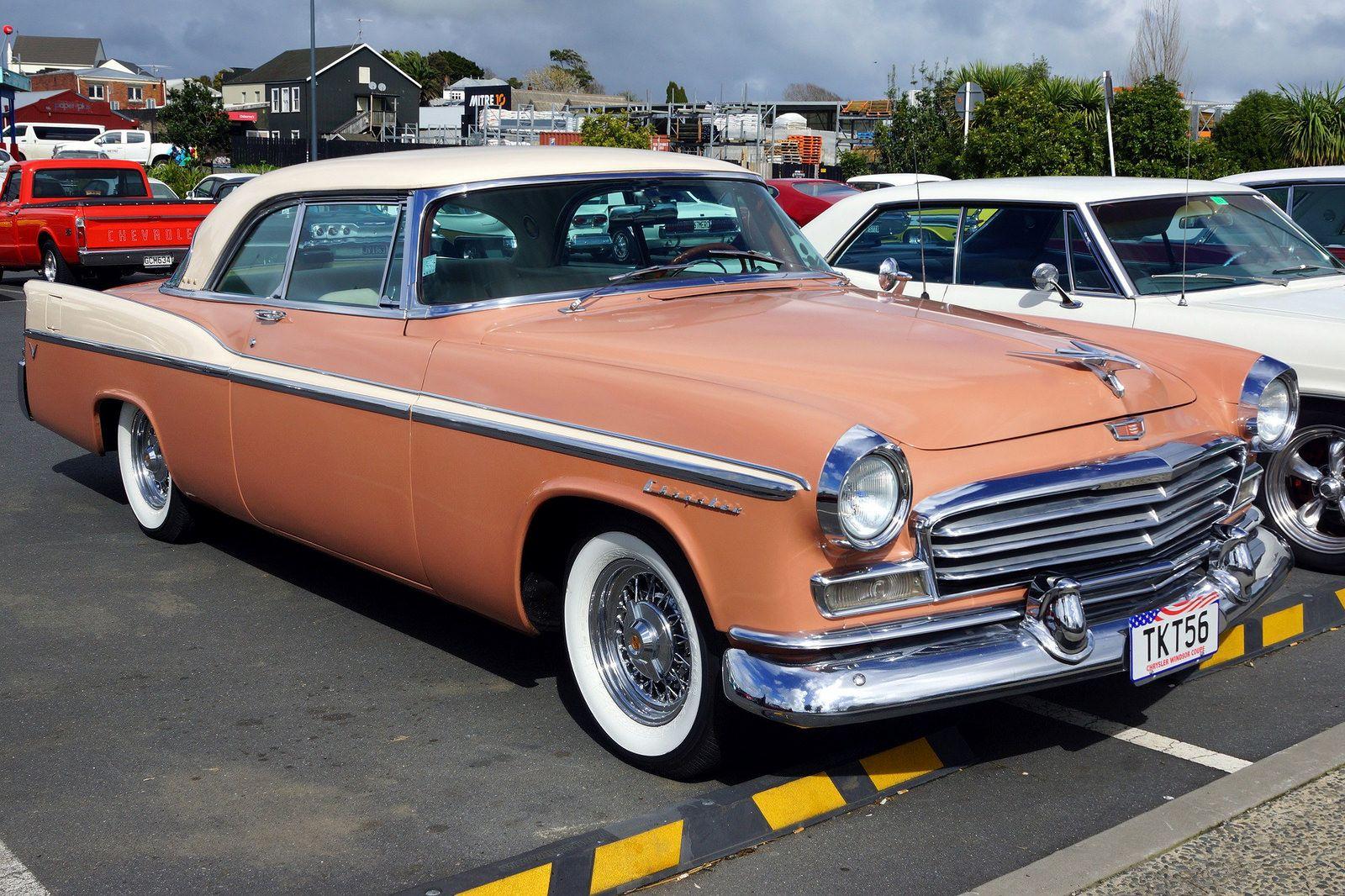 1956 Chrysler Windsor Coupe | Cars, Mopar and Vehicle