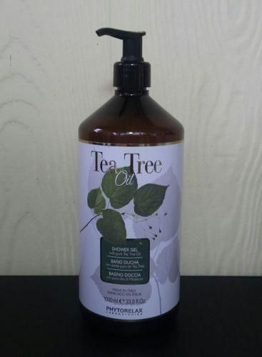 PHYTORELAX Tea Tree Oil SHOWER GEL BODY WASH 33.8 oz