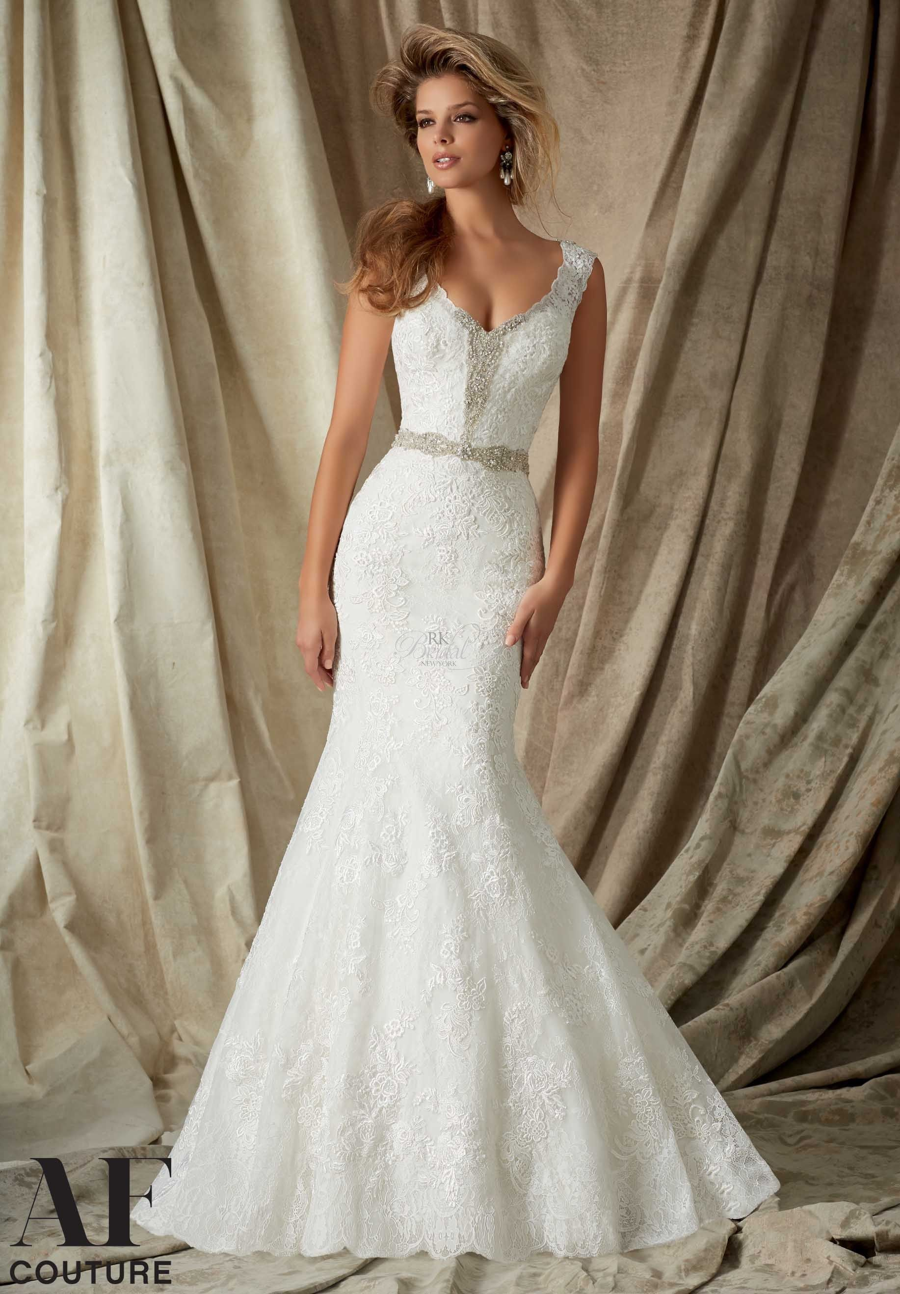 Angelina Faccenda Bridal Collection by Mori Lee Spring 2015- Style ...
