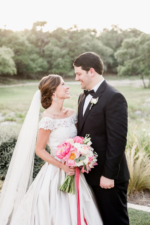 Traditional wedding fashion blacktie tuxedo ballgown with lace