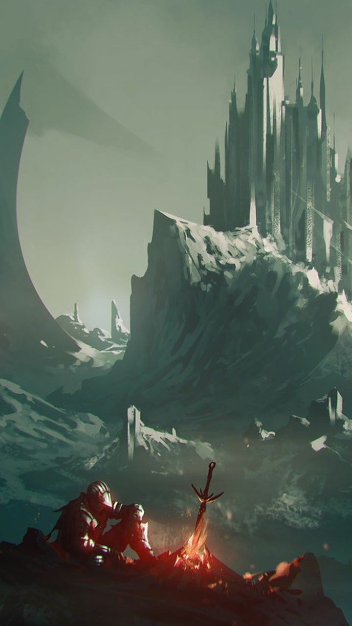 Epic Dark Souls Art Art Gameart Darksouls Dark Souls Artwork Dark Souls Art Dark Souls Wallpaper