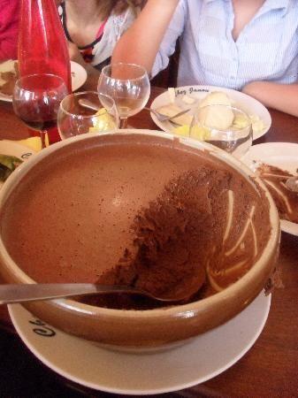Chocolate mousse @Chez Janou    délicieux | Favorite Places & Spaces