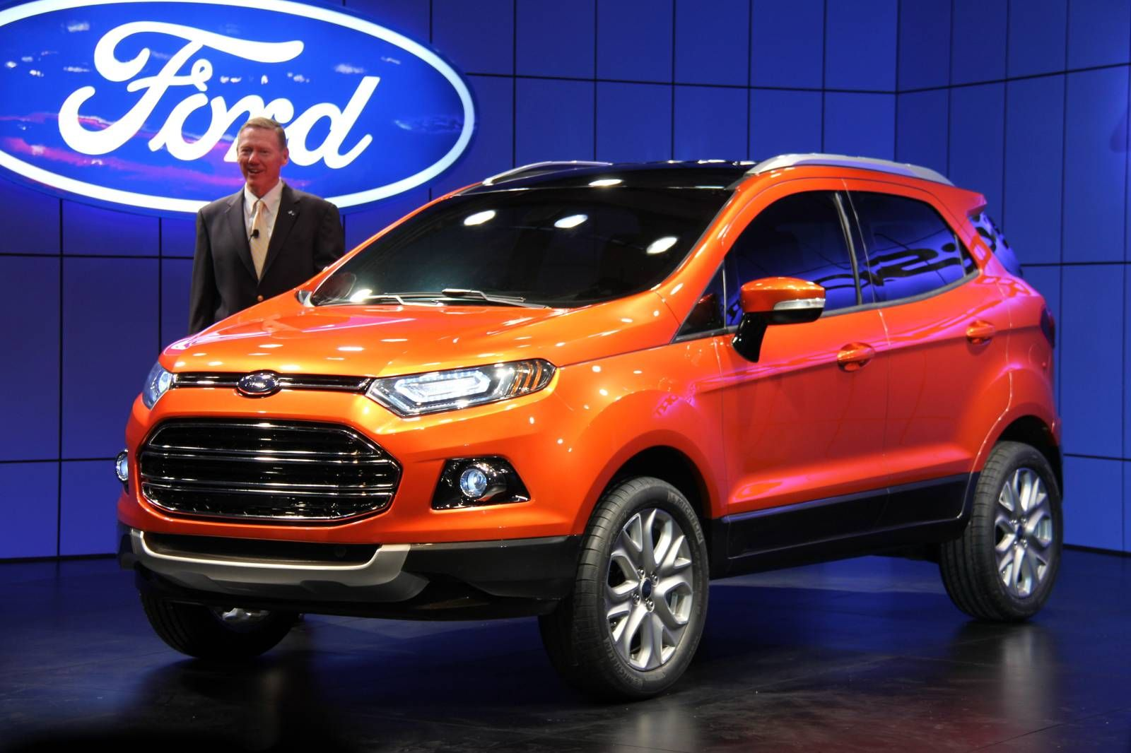 New Small Trucks For 2013 Ford Ecosport Picture Courtesy Motorbeam Com Small Trucks Ford Ecosport Ford