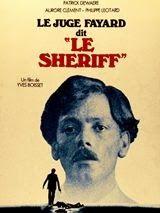 Le Juge Fayard Dit Le Sheriff Film Complet En Francais 1080p Brrip Film Gratuit Film Film Complet En Francais Films Complets