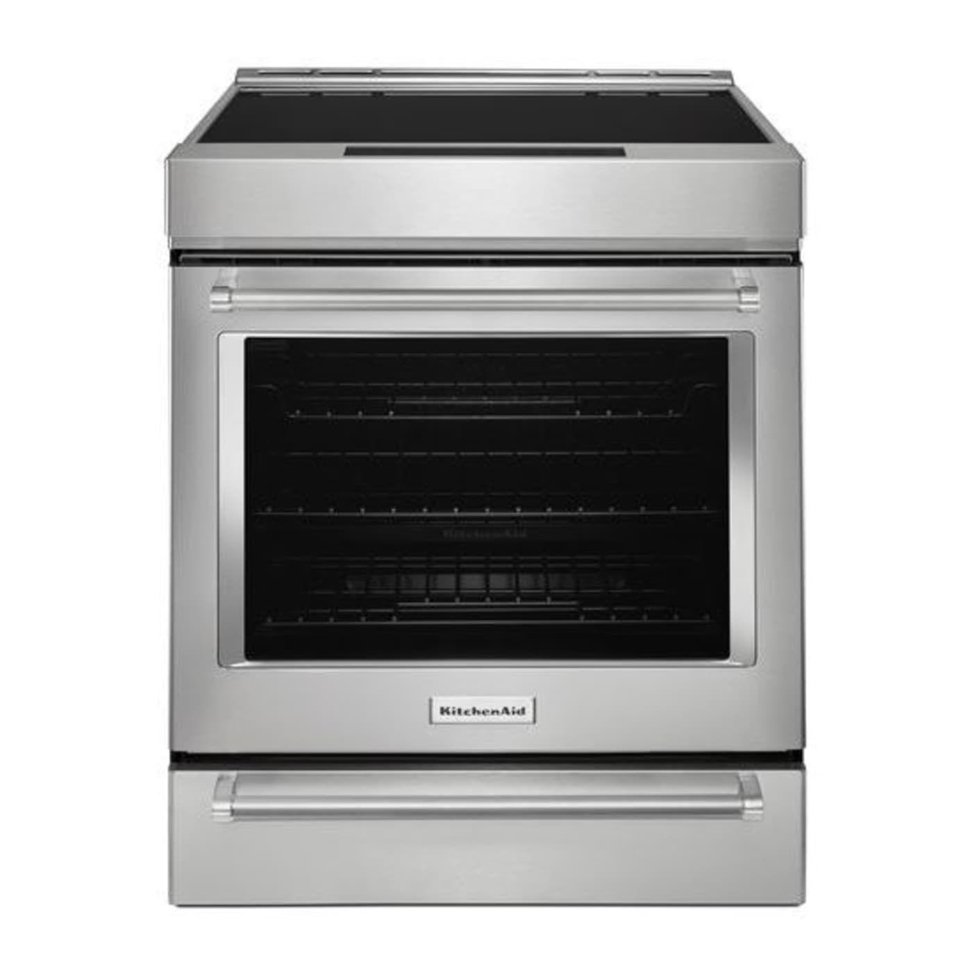 Ksib900ess by kitchenaid electric ranges