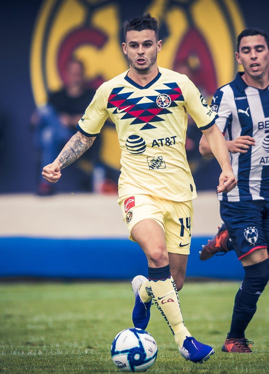 Nicolas Benedetti | Club de fútbol america, Deportes de equipo ...