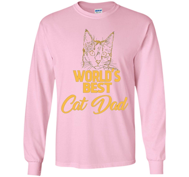 Best Cat Dad Shirt Funny Cat T Shirt shirt