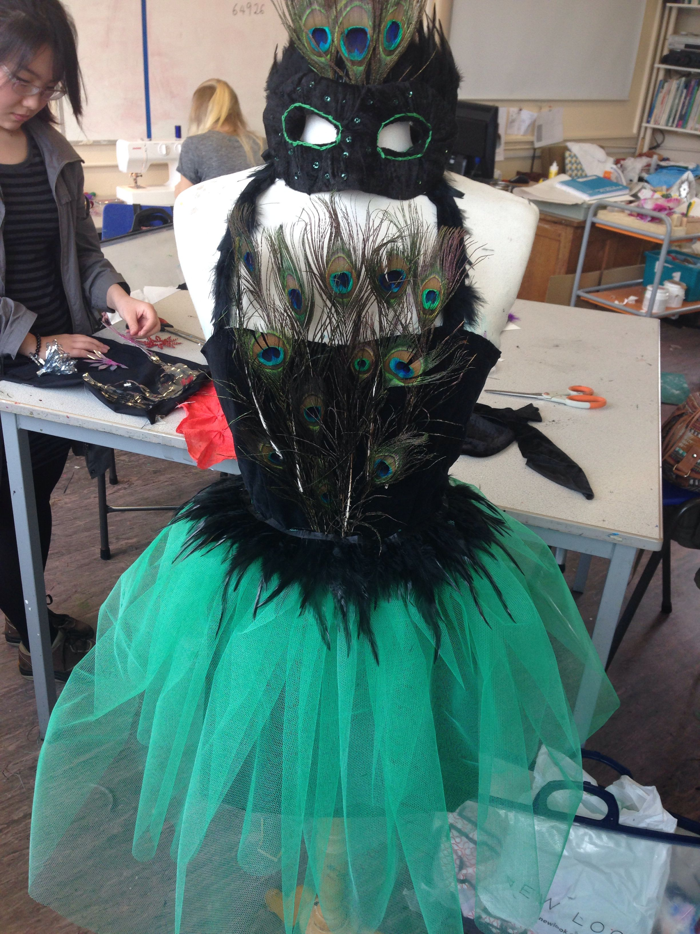 textiles gcse final piece exam level inspiration textile pieces abbott students natural projects student gemma costume sketchbook user exams drawings