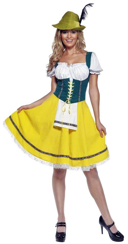Déguisement femme allemande bavaroise Oktoberfest e7df023a222