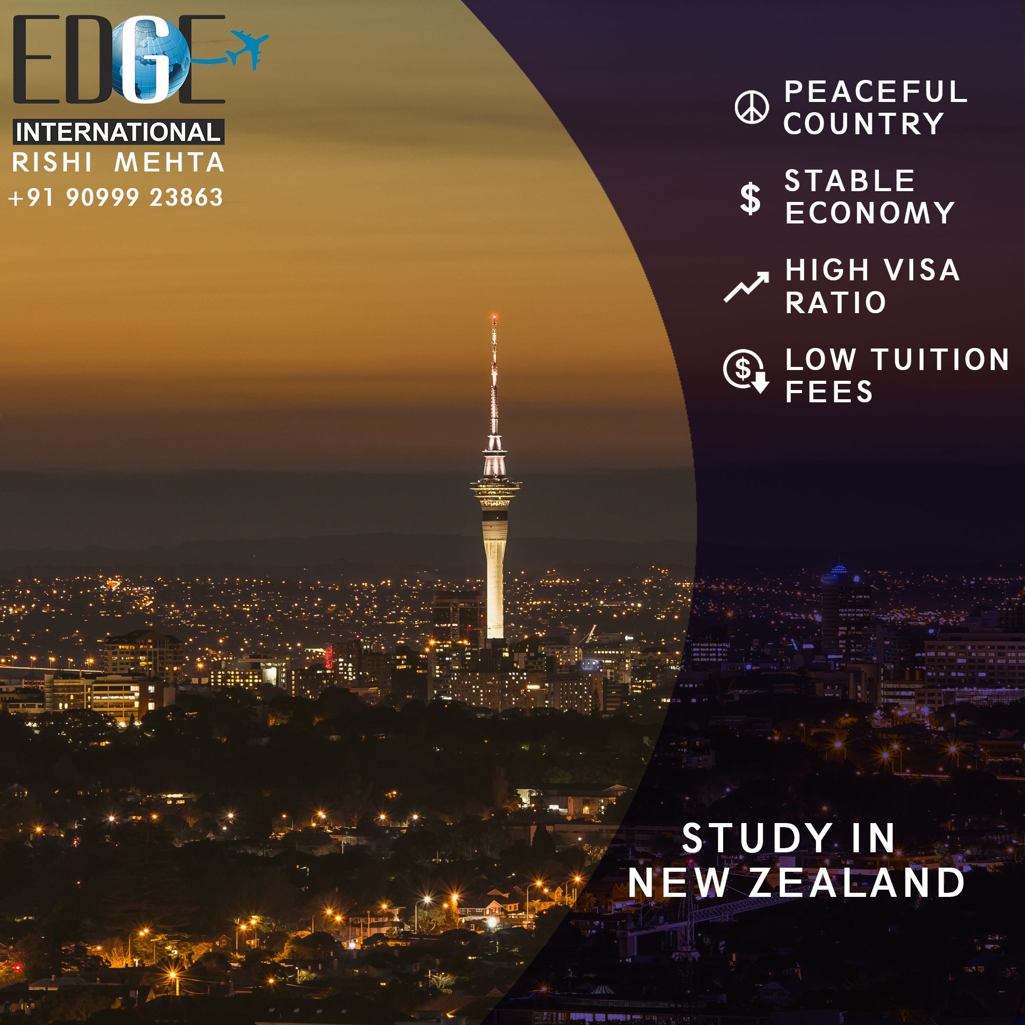 Benefits Of Studying New Zealand New Zealand Is A Peaceful