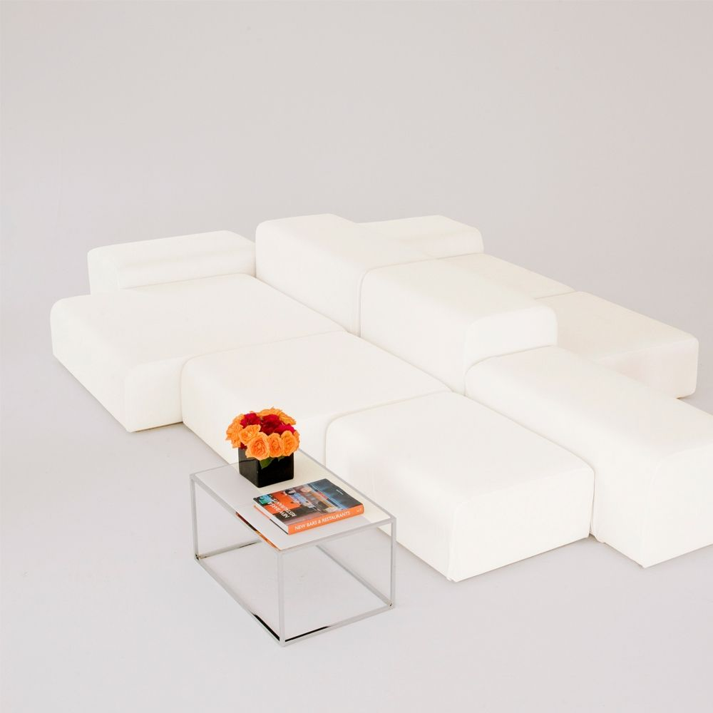 Lounge Modular White Furniture Als For Special Events
