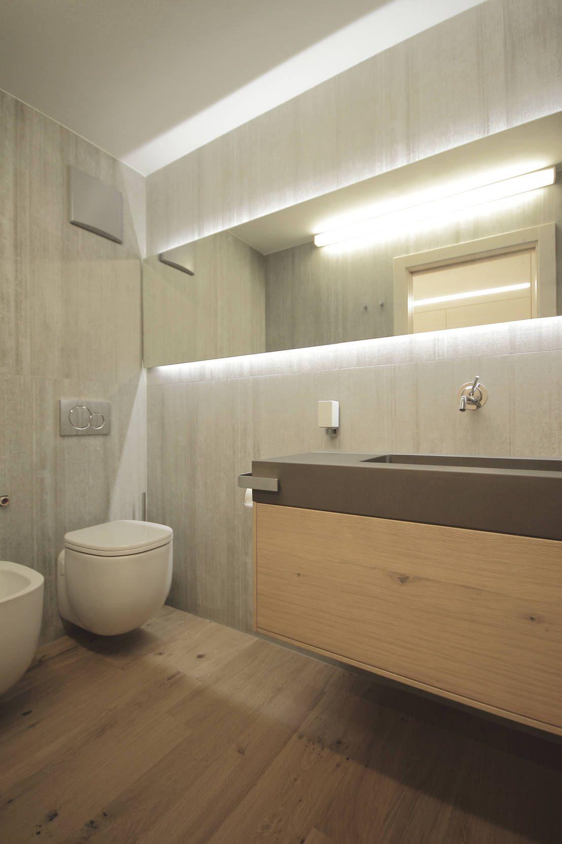 Holz Weiss Und Licht Ein Unwiderstehliches Trio Badezimmer