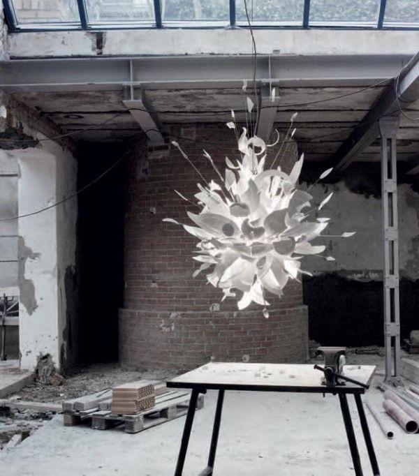 Moderne Innenbeleuchtung-Ingo Maurer