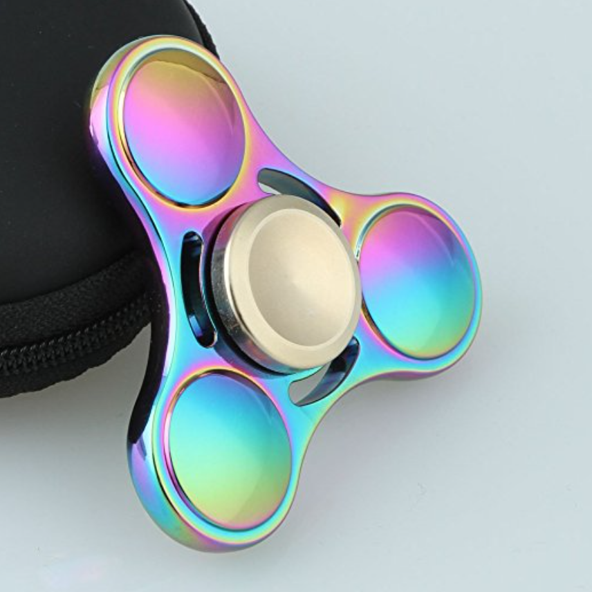 Available Now on Amazon FINGER SPINNER Fid Spinner Toy Relieve