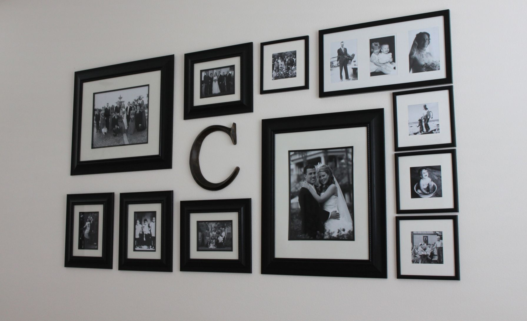Best Picture Collage Frames For Decor Ideas Family Photo Collage
