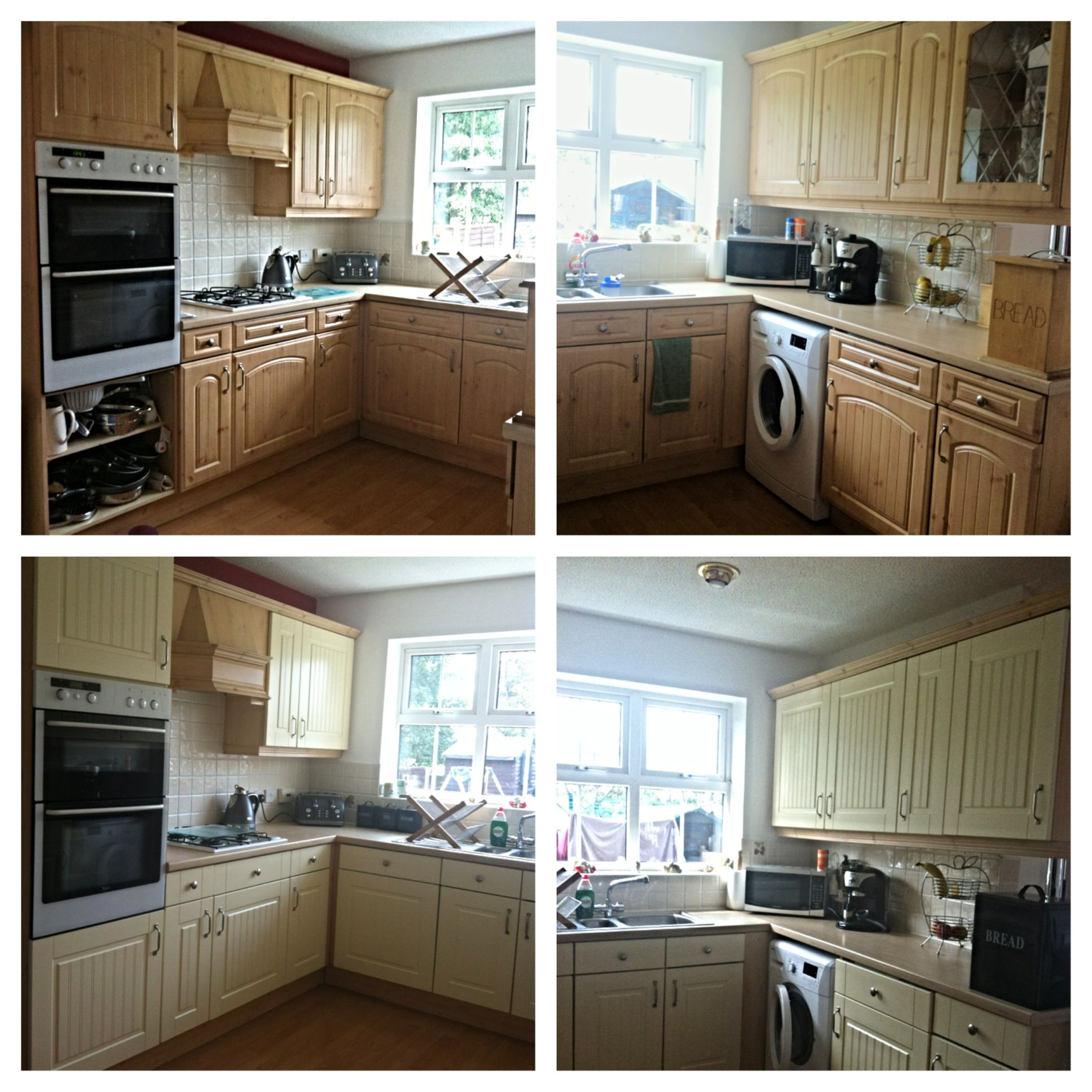 Ms Furniss Kindly Sent Us Pictures Of Her Updated Kitchen