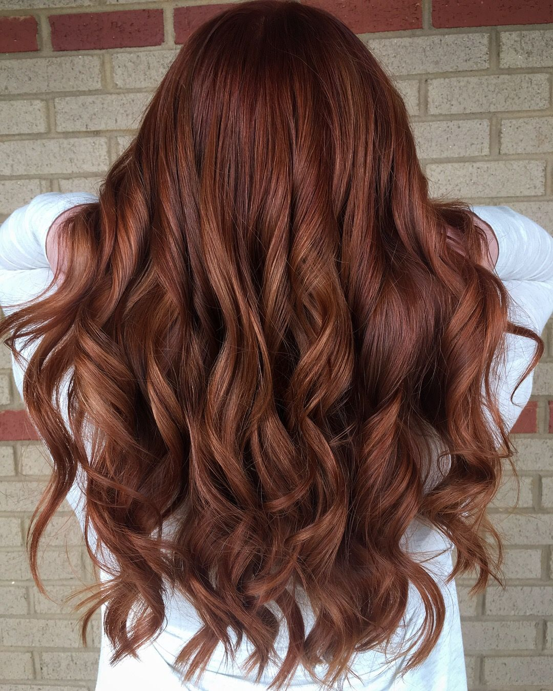 Wella Red Jessqhair Hair Color Auburn Hair Styles Hair Color Shades