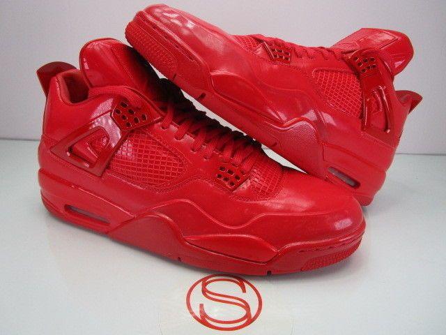 info for 38440 610c4 Nike Air Jordan IV 4 Retro 11 Lab 4 RED 12 #fashion ...