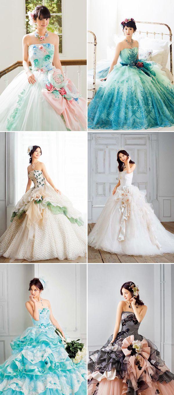 Princess Worthy Dreams Top 10 Japanese Wedding Dress Brands We Love Praise Wedding Japanese Wedding Dress Wedding Dress Brands Gowns