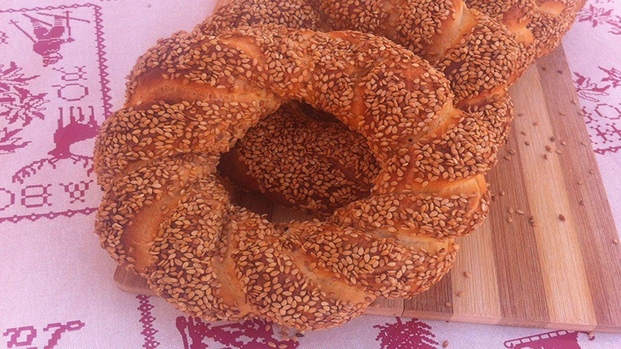 خبز السميت التركي بمكونات بسييطة ومذاق ولا أروع Asmae Cuisine