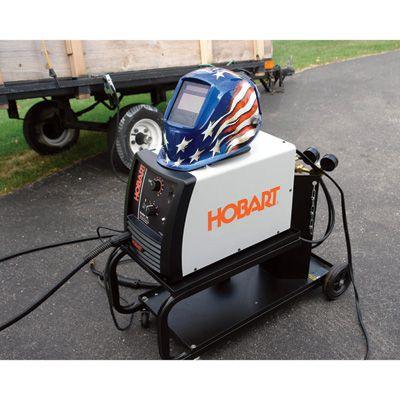 Hobart Handler 140 Flux-Cored/MIG Welder Transformer, 115V ...