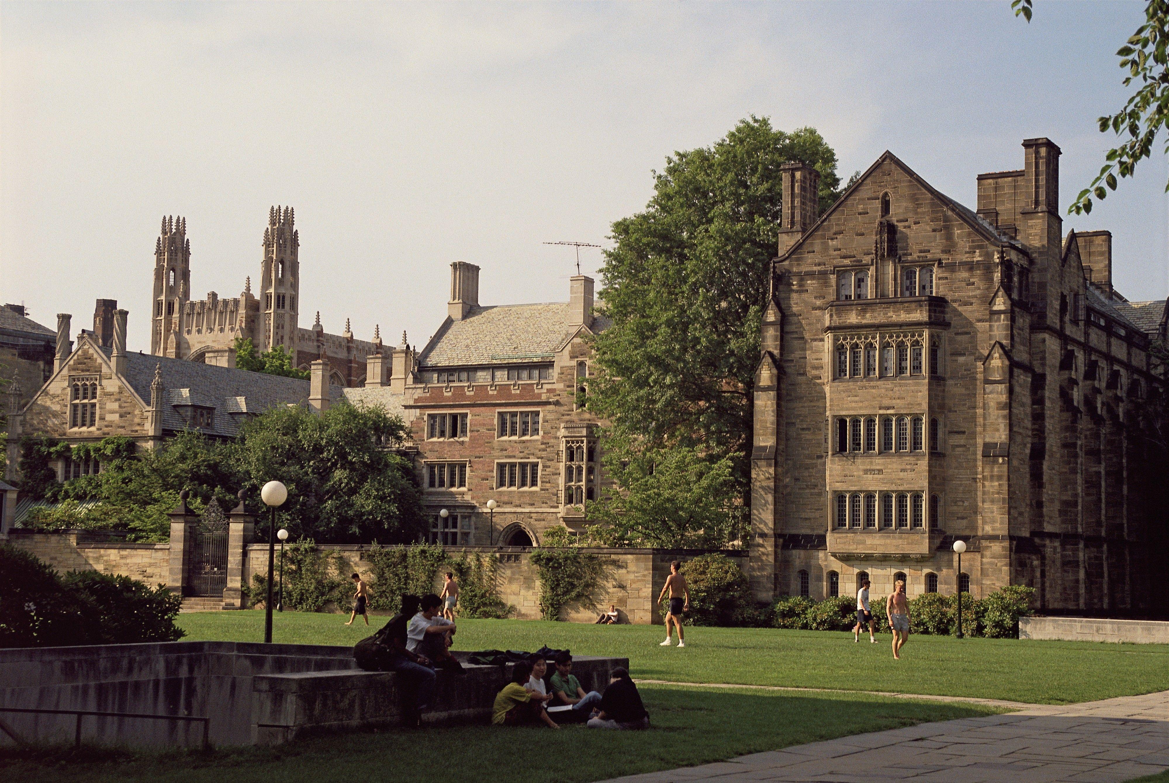 My Semester With The Snowflakes In 2020 Yale Eli Whitney Yale University