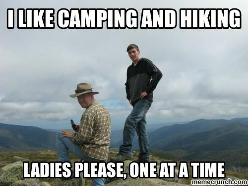 Funny Hiking Meme : Funny camping memes google search funny pinterest funny