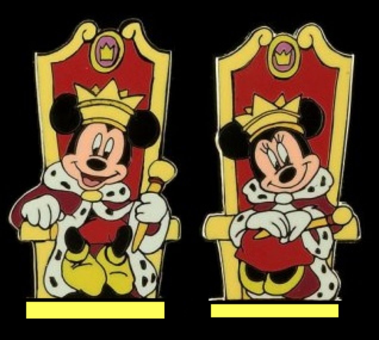 King Mickey And Queen Minnie Medieval Mickey Mouse Cartoon Mickey Disney Fan Art