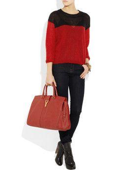 68b57d335fe3 Yves Saint Laurent... love the red