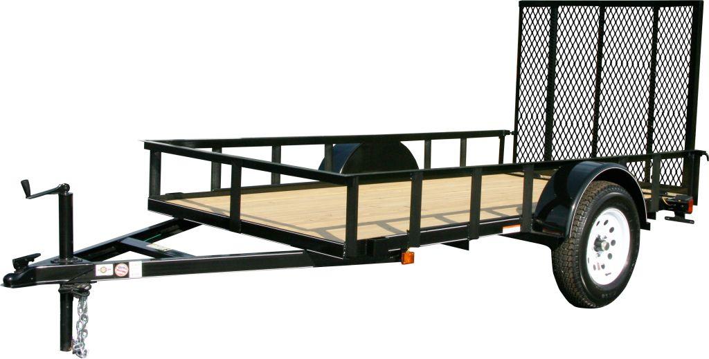 5x10gw carry on trailer trailers utility trailer 5x10gw carry on trailer
