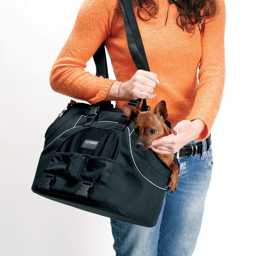11857cb9053e Petego Universal Sport Bag Plus Black Label Pet Carrier | Pet ...
