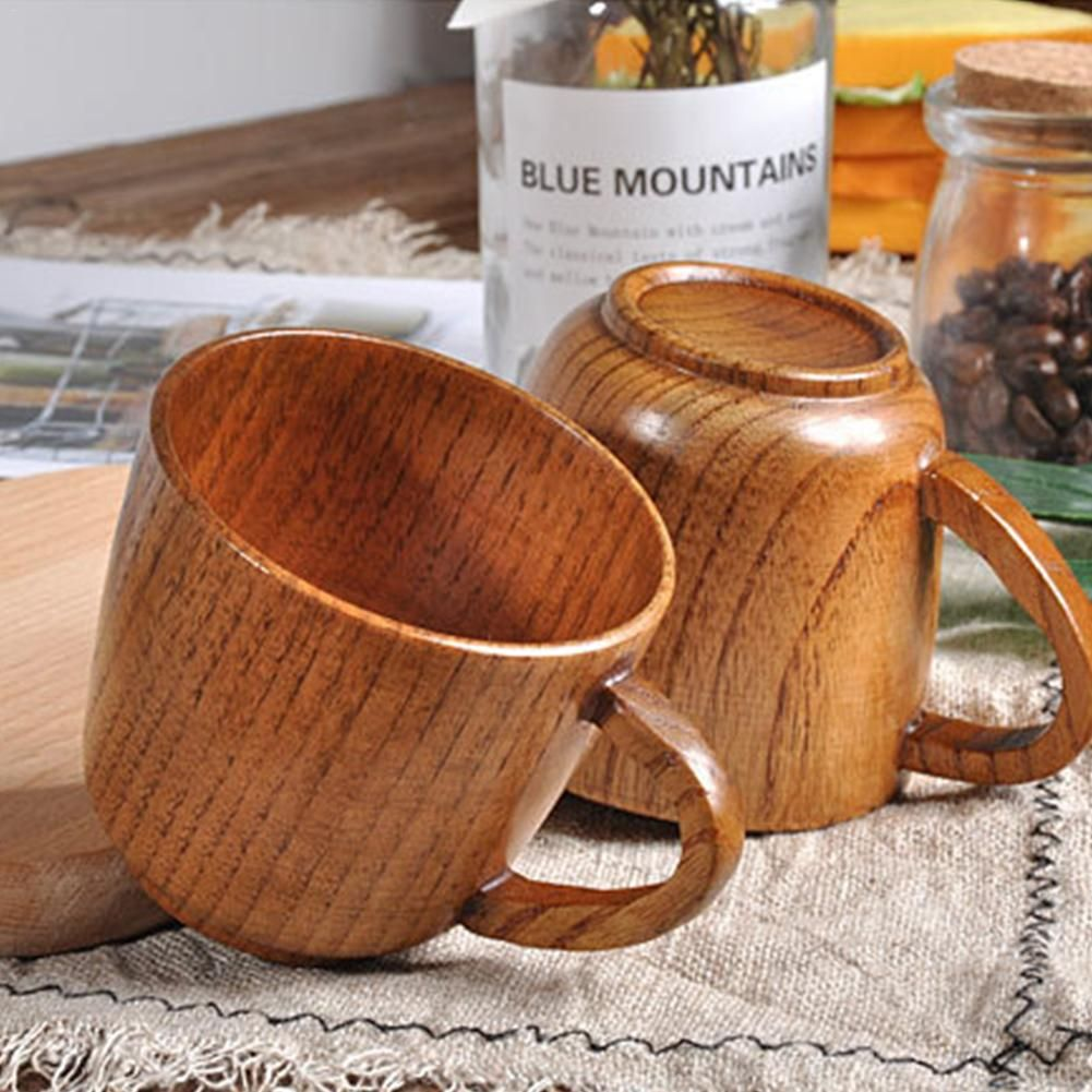 Wooden Cup Coffee Mugs Coffee Mug Display Mugs Coffee Mug Holder