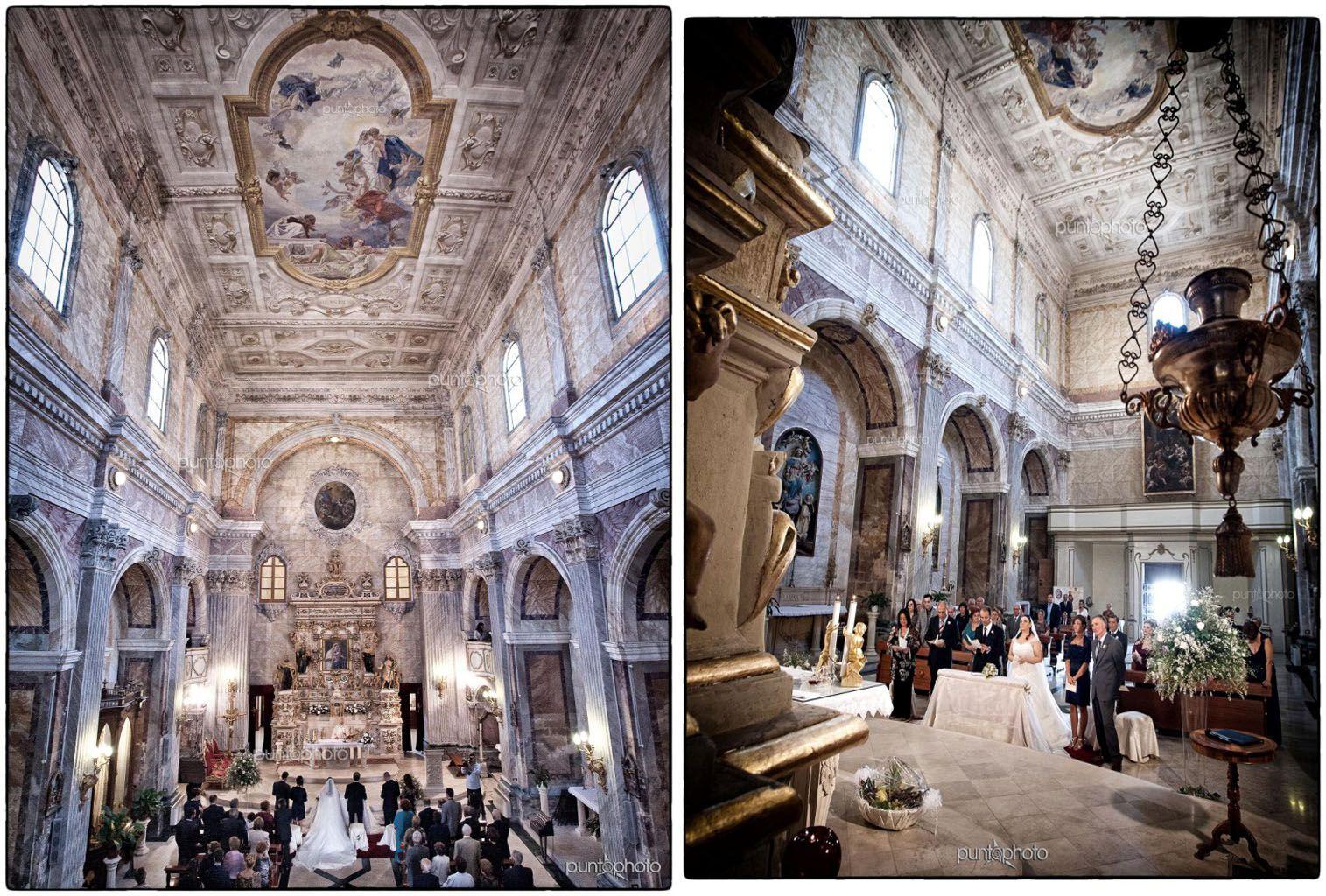 Interni Di Chiese Della Provincia Di Lecce Chiesa Matrimonio In Chiesa Matrimonio In Italia