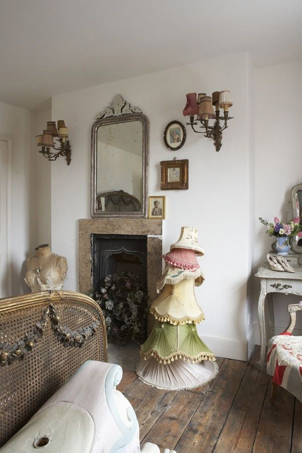 French Shabby Chic In A British Victorian Desiretoinspire Bloglovin