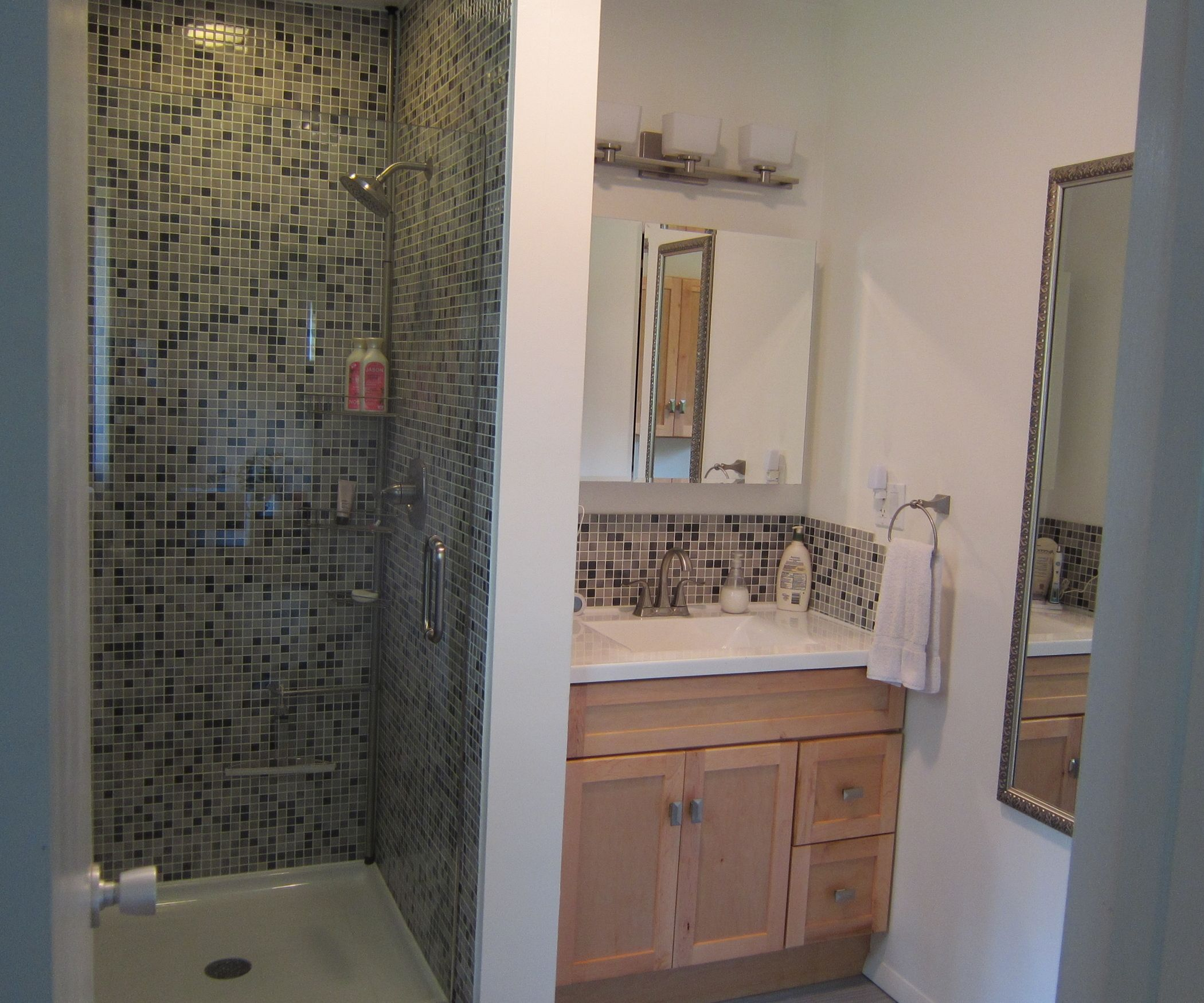 Complete Bathroom Renovation Complete Bathroom Renovations Bathroom Recessed Lighting Small Bathroom With Shower
