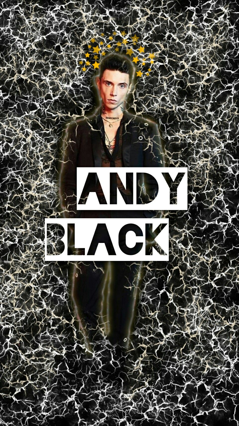 Andy Black Black Veil Brides Y Black Veil Brides
