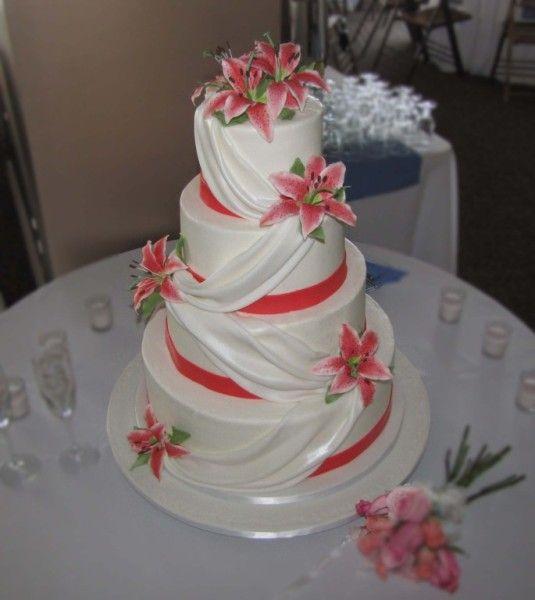 Wedding Cakes Specializing In Custom Virginia Beach