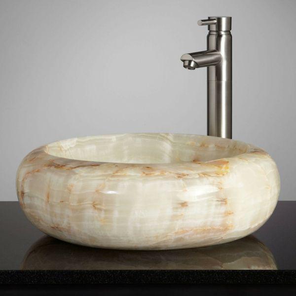 runde waschbecken im badezimmer die wirklich cool sind badezimmer ideen fliesen leuchten. Black Bedroom Furniture Sets. Home Design Ideas