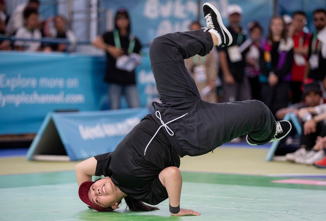 Breakdancing is officially a sport in the 2024 Summer