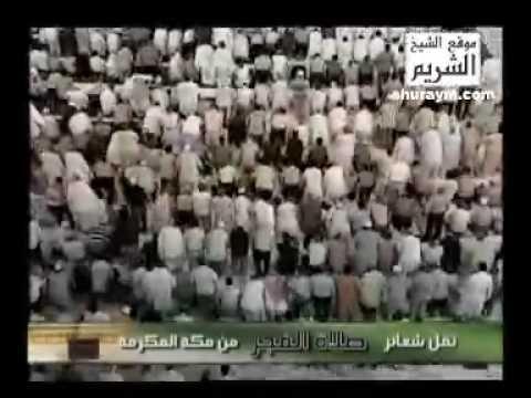 سعود بن ابراهيم الشريم من صلاة الفجر نادر ومؤثر Ill