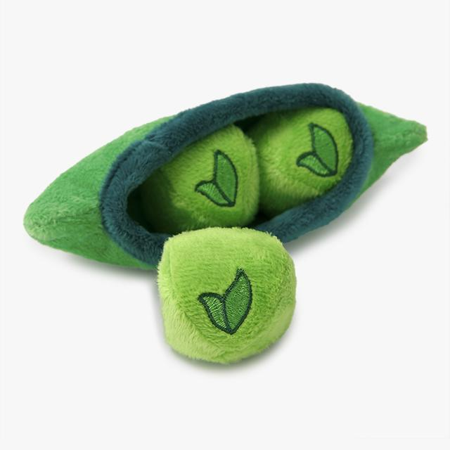 Peas in the Pod Dog Toy | Cute dog toys, Best dog toys, Dog toys